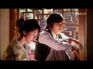 Дворец / Palace / Goong / 궁 8 серия (Озвучка GREEN TEA)