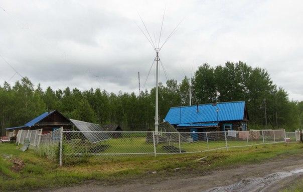 Метеостанция Веселые Горки, Хабаровский край