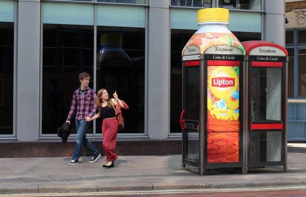 История успеха LiptonВы пили когда-нибудь чай Lipton? Наверняка, да.