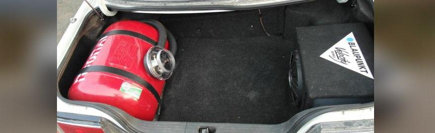 Штраф за газовое оборудование на автомобиле 2016