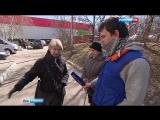 Москвичи спорят о цвете заборов и бордюров