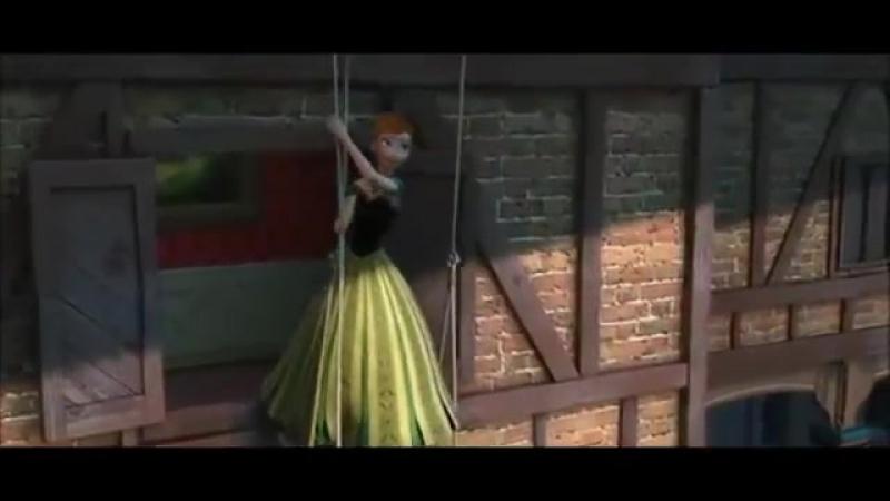 мультфильм холодное сердце прикол 2 Барби girl