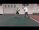 СК Арена тренировка Бузолина Н