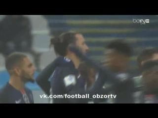 Васкеаль 0:1 ПСЖ   Кубок Франции. 1/32 финала   Обзор матча