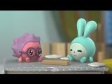 Малышарики 2 серия - Прогулка - обучающие мультфильмы