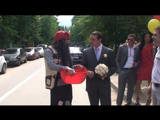 Баба Яга жжет - нереально смешной выкуп невесты