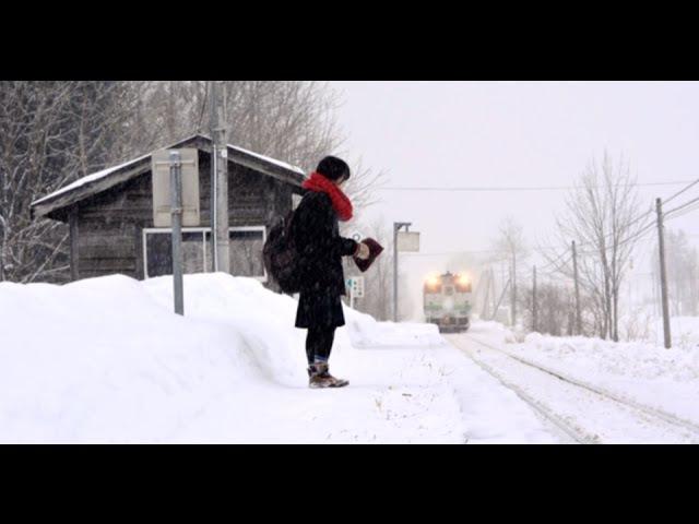 Личный поезд для обычной японской школьницы