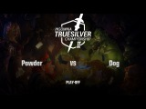 [RU] Powder vs Dog | Insomnia57 - Truesilver Championship | Play-Off