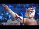 Rey Mysterio vs Mistico (Sin Cara) AAA Match