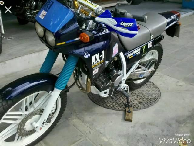 Ax1 250cc at 11.06.2016
