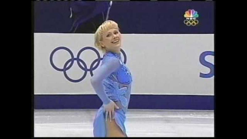 Maria Butyrskaya (RUS) - 2002 Salt Lake City, Figure Skating, Ladies' Short Program