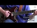 Roundwound vs. Halfwound vs. Flatwound (Semi-acoustic Guitar)