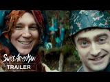 — Swiss Army Man   Official Trailer HD   A24