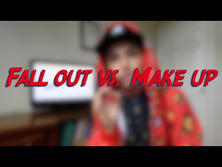 Fall out vs. Make Up - W1D4 - Daily Phrasal Verbs - Learn English online free video lessons
