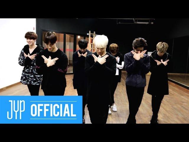 GOT7 Fly Dance Practice (Fly High Ver.)