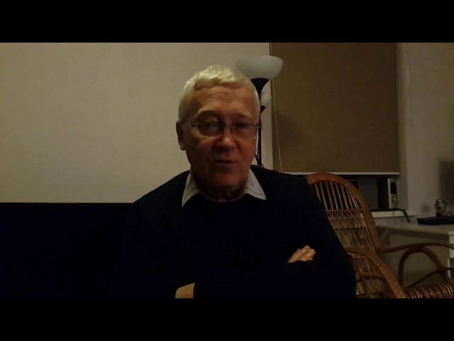 Рассказ Гаряева П.П. о возможностях квантовой генетики. (15.01.16)