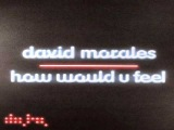 David Morales How Would U Feel (Peter Rauhofer Pre Release Mix)