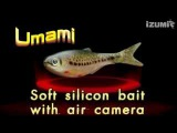Umami - floating softbait.