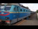 ЧС2-395 резервом по станции Нижниднепровск-Узел/single locomotive on Nizhnidneprovsk-Uzel stations