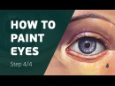 How to Paint Realistic Eyes The Ultimate Guide 4 4
