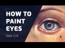 How to Paint Realistic Eyes in Photoshop The Ultimate Guide 1 4