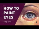 How to Paint Realistic Eyes The Ultimate Guide 2 4