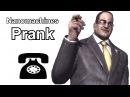 Senator Armstrong Calls for Nanomachines - Metal Gear Prank Call