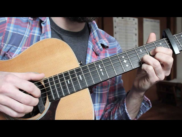 Green Green Rocky Road Guitar Lesson Dave Van Ronk From Inside Llewyn Davis