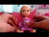 Фея Рапунцель. часть 1. Мультфильм для малышей и девочек принцессы Дисней.