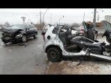Аварии и ДТП 2015 Зимой подборка № 14 | Car crash compilation 2015