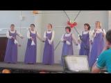 Танец Ой цветет калина п.Озъяг