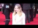 """Элизабет Олсен на премьере фильма """"Первый мститель: Противостояние"""" в Лондоне (красная дорожка)"""