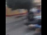 Попавший в аварию под «Патимейкер» дагестанец первым делом снял селфи на фоне перевернутых «Жигулей»