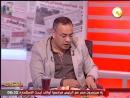 القرموطي مفيد شهاب قال لا يوجد الاستفتاء على الجزيرتين واللجوء الى التحكيم الدولي ولا لية اي لازمة
