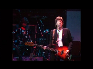 Wings – Every Night (1979) Live At Concert for the People of Kampuchea (2011) McCartney: Deluxe Edition DVD – Bonus Film
