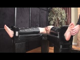 Tickled Naked