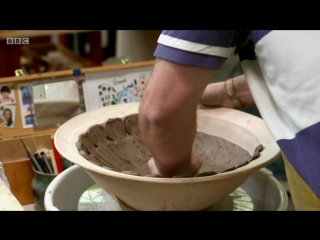 BBC2 The Great Pottery Throw Down - Episode 2
