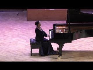 И. С. Бах - Б. Марчелло - Адажио ре минор   Мария Гамбарян (фортепиано)