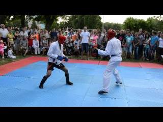 Измаил. Празднование Дня молодежи. Турнир по каратэ - Кубок Дуная.