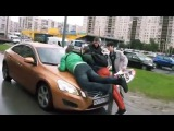 ДРАКИ НА ДОРОГАХ 2016 FIGHTING ON THE ROADS IN 2016