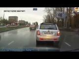 Девушки за рулем =) Авто приколы на дорогах ч. 2. Лучшее видео 2016 #23