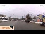 Что за хрень  Видеорегистратор приколы Приколы на дорогах Март 2016