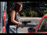 Автоприколы. Улетные видео. Очень смешные ситуации на дорогах.Ржач.