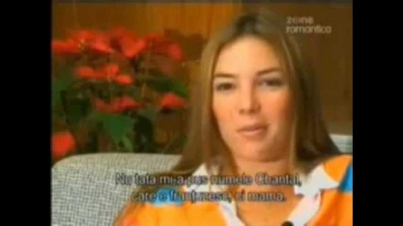 Chantal Baudaux - entrevista TV Zone Romantica Romania