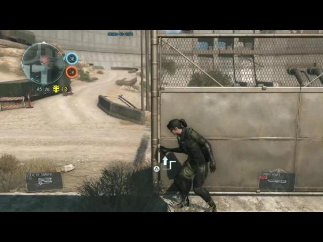 Нарезка убийств ножом в MGO 3.l Metal Gear Online 3
