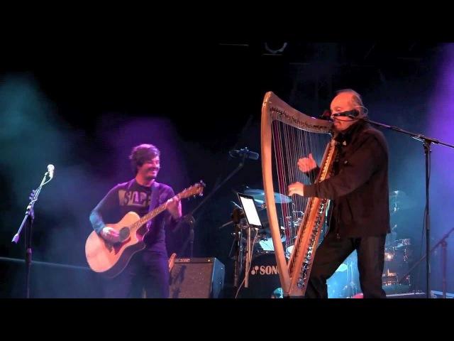 ALAN STIVELL in BRIAN BORU Brintaal Celtic Folk 2012