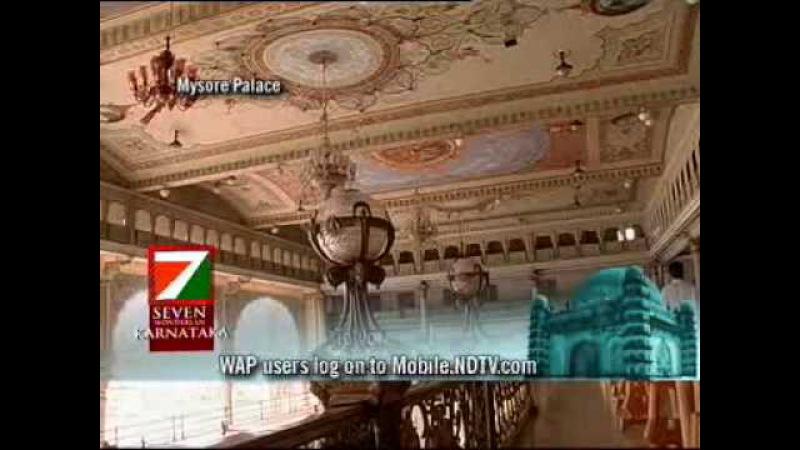 7 Wonders of India Mysore Palace