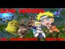 ALL Heroes and Abilities 300 Heroes League of Legends Knockoff