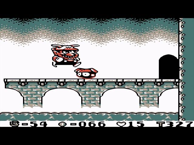 Wario Land: Super Mario Land 3 - Game Boy