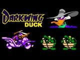 Darkwing Duck Чёрный Плащ прохождение NES, Famicom, Dendy
